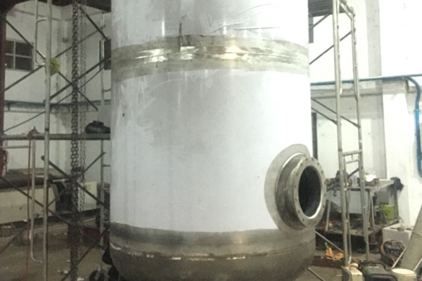 Fabrication Storage Tanks